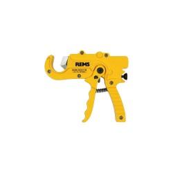 Foarfeca pentru taiat tevi plastic si materiale compozite Rems ROS P 35