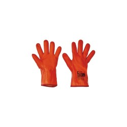 Manusi de protectie FLAMINGO imersate in PVC