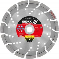 Disc diamantat BX13 450x25.4 mm pentru beton si granit