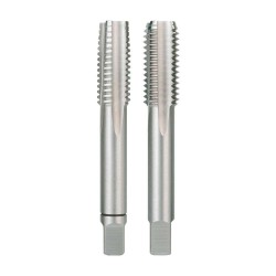Set 2 tarozi pentru filetare manuala Ruko MF 38 DIN 2181 HSS, prin detalonare
