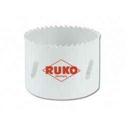 Carota bimetal Ruko HSSE-CO Ø 79 mm