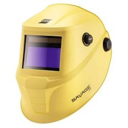 Masca automata pentru sudura Esab SAVAGE A40 Yellow