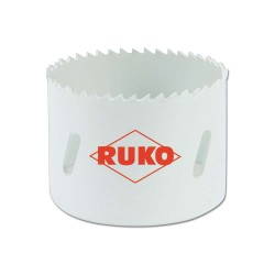 Carota bimetal Ruko HSSE-CO Ø 98 mm
