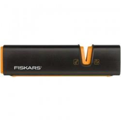Dispozitiv pentru ascutit topoare si cutite Fiskars...