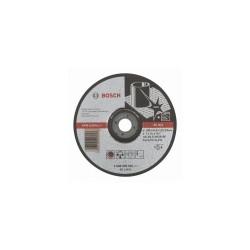 Disc abraziv, Bosch, 180x6 mm slefuire inox