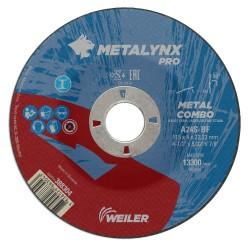 Disc abraziv 115x4.0 mm polizare metal Metalynx Pro