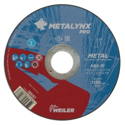 Disc abraziv 115x1.6 mm debitare metal Metalynx Pro