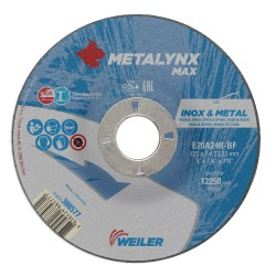 Disc abraziv 125x7 mm polizare pentru inox Metalynx Max