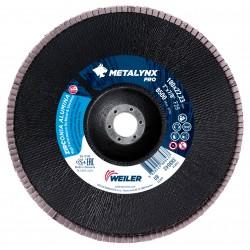 Disc lamelar 180 mm, granulatie 80 polizare metal si inox...