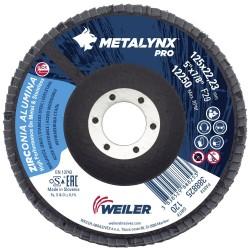 Disc lamelar 125 mm, granulatie 120 polizare metal si...