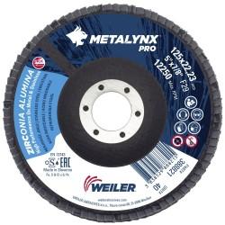 Disc lamelar 125 mm, granulatie 40 polizare metal si inox...