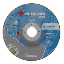 Disc abraziv 125x7.0 mm polizare aluminiu Metalynx Max