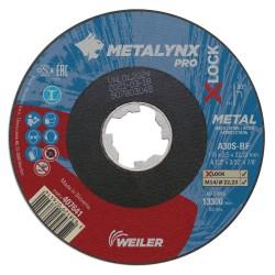 Disc abraziv 115x2.5 mm debitare metal X-LOCK Metalynx Pro