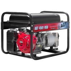 Generator de curent monofazat AGT 4501 HSB TTL