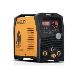 Invertor de sudura IWELD GORILLA SUPERTIG 200 HF