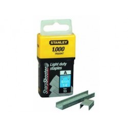 Pachet 1000 capse tapiterie Stanley TIP A 8mm
