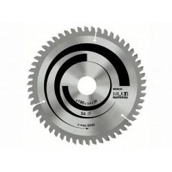 Panza de ferastrau circular Bosch Multimaterial...