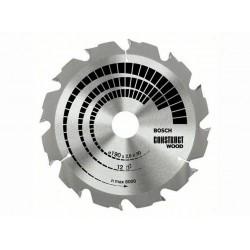 Panza de ferastrau circular Bosch Construct Wood...