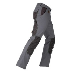 Pantaloni standard gri/negru Kapriol TENERE PRO