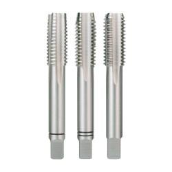 Set 3 tarozi pentru filetare manuala Ruko DIN 352 HSS 1 1/4''