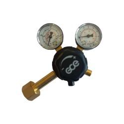 Reductor de presiune Ar/CO2, 200/24 bar, Base Control SE GCE