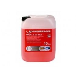 Agent de lucru Rothenberger Rocal Acid Multi 10 kg pentru...