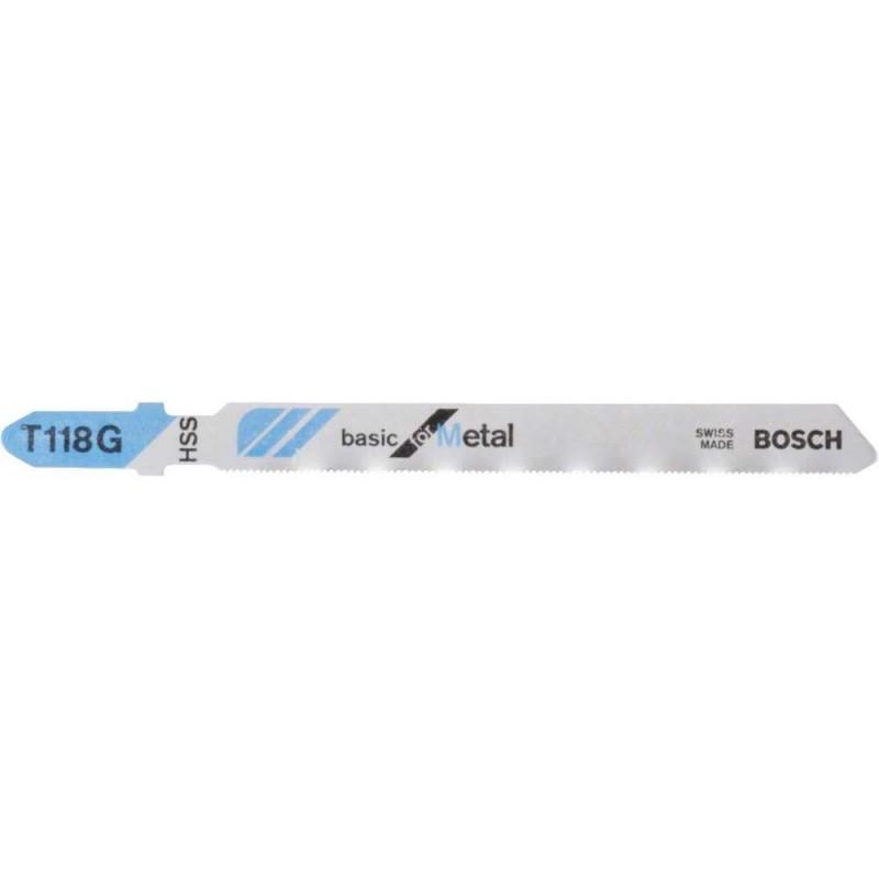 Panza pentru fierastrau vertical Bosch T 118 G