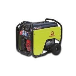 Generator de curent trifazat Pramac S8000 AVR+CONN